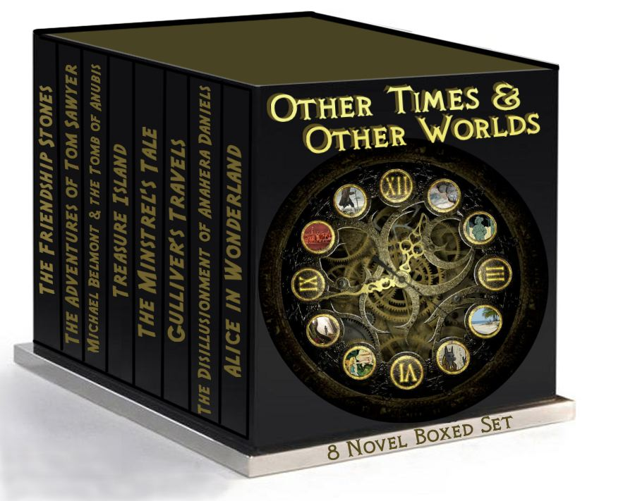 Other Times & Other Worlds - boxed set